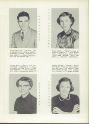 Page 15, 1954 Edition, Diagonal High School - Au Revoir Yearbook (Diagonal, IA) online yearbook collection