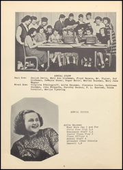Page 10, 1950 Edition, Dumont High School - Wildcat Yearbook (Dumont, IA) online yearbook collection