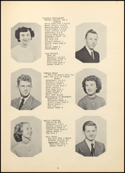 Page 13, 1950 Edition, Dumont High School - Wildcat Yearbook (Dumont, IA) online yearbook collection