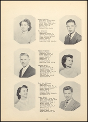 Page 14, 1950 Edition, Dumont High School - Wildcat Yearbook (Dumont, IA) online yearbook collection
