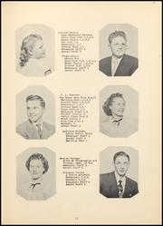 Page 15, 1950 Edition, Dumont High School - Wildcat Yearbook (Dumont, IA) online yearbook collection