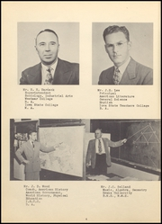 Page 8, 1950 Edition, Dumont High School - Wildcat Yearbook (Dumont, IA) online yearbook collection