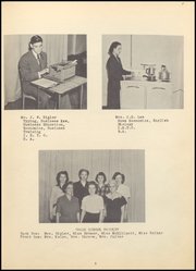 Page 9, 1950 Edition, Dumont High School - Wildcat Yearbook (Dumont, IA) online yearbook collection