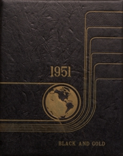 1951 Edition, Dumont High School - Wildcat Yearbook (Dumont, IA)