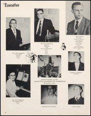 Page 10, 1956 Edition, Dumont High School - Wildcat Yearbook (Dumont, IA) online yearbook collection
