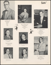Page 11, 1956 Edition, Dumont High School - Wildcat Yearbook (Dumont, IA) online yearbook collection