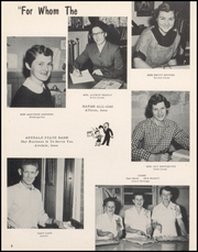 Page 12, 1956 Edition, Dumont High School - Wildcat Yearbook (Dumont, IA) online yearbook collection