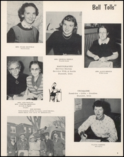 Page 13, 1956 Edition, Dumont High School - Wildcat Yearbook (Dumont, IA) online yearbook collection