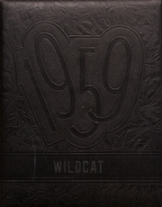 1959 Edition, Dumont High School - Wildcat Yearbook (Dumont, IA)