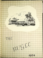 1954 Edition, Amana High School - Bugle Yearbook (Amana, IA)