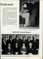 Page 11, 1966 Edition, Amana High School - Bugle Yearbook (Amana, IA) online yearbook collection