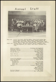 Page 7, 1951 Edition, Prescott High School - Eagle Yearbook (Prescott, IA) online yearbook collection