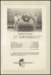 Page 9, 1951 Edition, Prescott High School - Eagle Yearbook (Prescott, IA) online yearbook collection