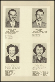 Page 13, 1952 Edition, Prescott High School - Eagle Yearbook (Prescott, IA) online yearbook collection