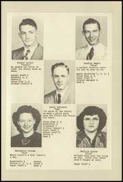 Page 15, 1952 Edition, Prescott High School - Eagle Yearbook (Prescott, IA) online yearbook collection