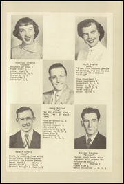 Page 17, 1952 Edition, Prescott High School - Eagle Yearbook (Prescott, IA) online yearbook collection
