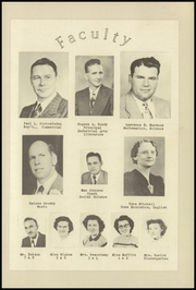 Page 9, 1952 Edition, Prescott High School - Eagle Yearbook (Prescott, IA) online yearbook collection