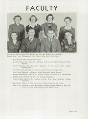 Page 11, 1945 Edition, Brooklyn High School - Echoes (Brooklyn, IA) online yearbook collection