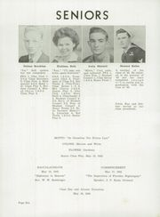 Page 12, 1945 Edition, Brooklyn High School - Echoes (Brooklyn, IA) online yearbook collection