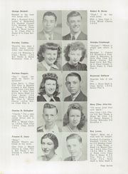 Page 13, 1945 Edition, Brooklyn High School - Echoes (Brooklyn, IA) online yearbook collection