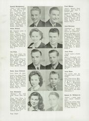 Page 14, 1945 Edition, Brooklyn High School - Echoes (Brooklyn, IA) online yearbook collection