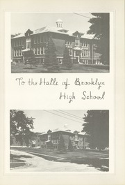 Page 9, 1950 Edition, Brooklyn High School - Echoes (Brooklyn, IA) online yearbook collection