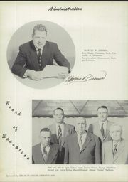Page 10, 1955 Edition, Galva High School - Galvacade Yearbook (Galva, IA) online yearbook collection