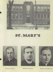 Page 17, 1949 Edition, St Mary High School - Marian Yearbook (Marshalltown, IA) online yearbook collection