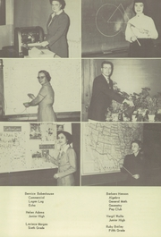 Page 11, 1955 Edition, Logan High School - Log Yearbook (Logan, IA) online yearbook collection