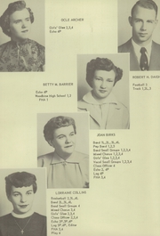 Page 14, 1955 Edition, Logan High School - Log Yearbook (Logan, IA) online yearbook collection