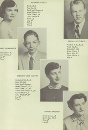 Page 15, 1955 Edition, Logan High School - Log Yearbook (Logan, IA) online yearbook collection