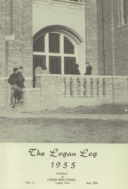 Page 7, 1955 Edition, Logan High School - Log Yearbook (Logan, IA) online yearbook collection