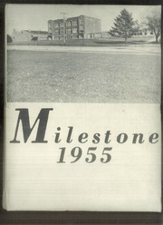 1955 Edition, Miles High School - Milestone Yearbook (Miles, IA)