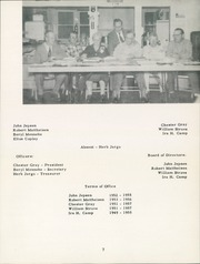 Page 11, 1955 Edition, Miles High School - Milestone Yearbook (Miles, IA) online yearbook collection