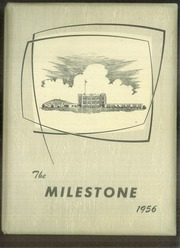 1956 Edition, Miles High School - Milestone Yearbook (Miles, IA)