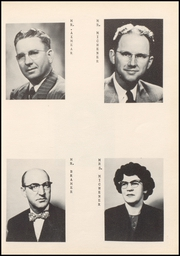 Page 11, 1953 Edition, Woodward High School - Granger Yearbook (Woodward, IA) online yearbook collection