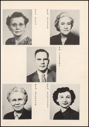 Page 13, 1953 Edition, Woodward High School - Granger Yearbook (Woodward, IA) online yearbook collection