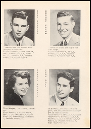 Page 17, 1953 Edition, Woodward High School - Granger Yearbook (Woodward, IA) online yearbook collection