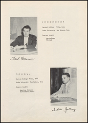 Page 11, 1955 Edition, Woodward High School - Granger Yearbook (Woodward, IA) online yearbook collection