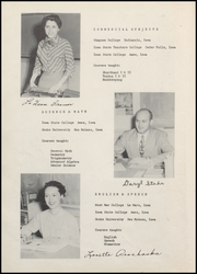 Page 12, 1955 Edition, Woodward High School - Granger Yearbook (Woodward, IA) online yearbook collection