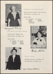 Page 14, 1955 Edition, Woodward High School - Granger Yearbook (Woodward, IA) online yearbook collection