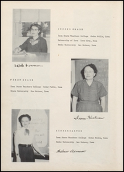 Page 16, 1955 Edition, Woodward High School - Granger Yearbook (Woodward, IA) online yearbook collection