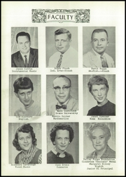 Page 10, 1959 Edition, Woodward High School - Granger Yearbook (Woodward, IA) online yearbook collection
