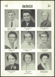 Page 11, 1959 Edition, Woodward High School - Granger Yearbook (Woodward, IA) online yearbook collection