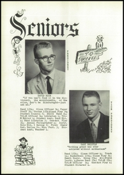 Page 12, 1959 Edition, Woodward High School - Granger Yearbook (Woodward, IA) online yearbook collection