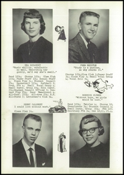 Page 14, 1959 Edition, Woodward High School - Granger Yearbook (Woodward, IA) online yearbook collection