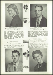 Page 16, 1959 Edition, Woodward High School - Granger Yearbook (Woodward, IA) online yearbook collection