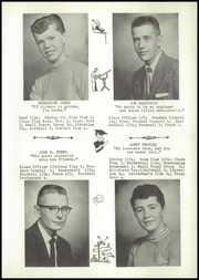 Page 17, 1959 Edition, Woodward High School - Granger Yearbook (Woodward, IA) online yearbook collection