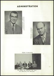 Page 7, 1959 Edition, Woodward High School - Granger Yearbook (Woodward, IA) online yearbook collection
