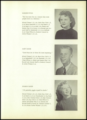Page 17, 1957 Edition, Roland High School - Rocket Yearbook (Roland, IA) online yearbook collection